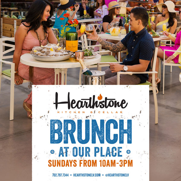 Why Sunday Brunch at Hearthstone Is the Perfect Start to Your Week
