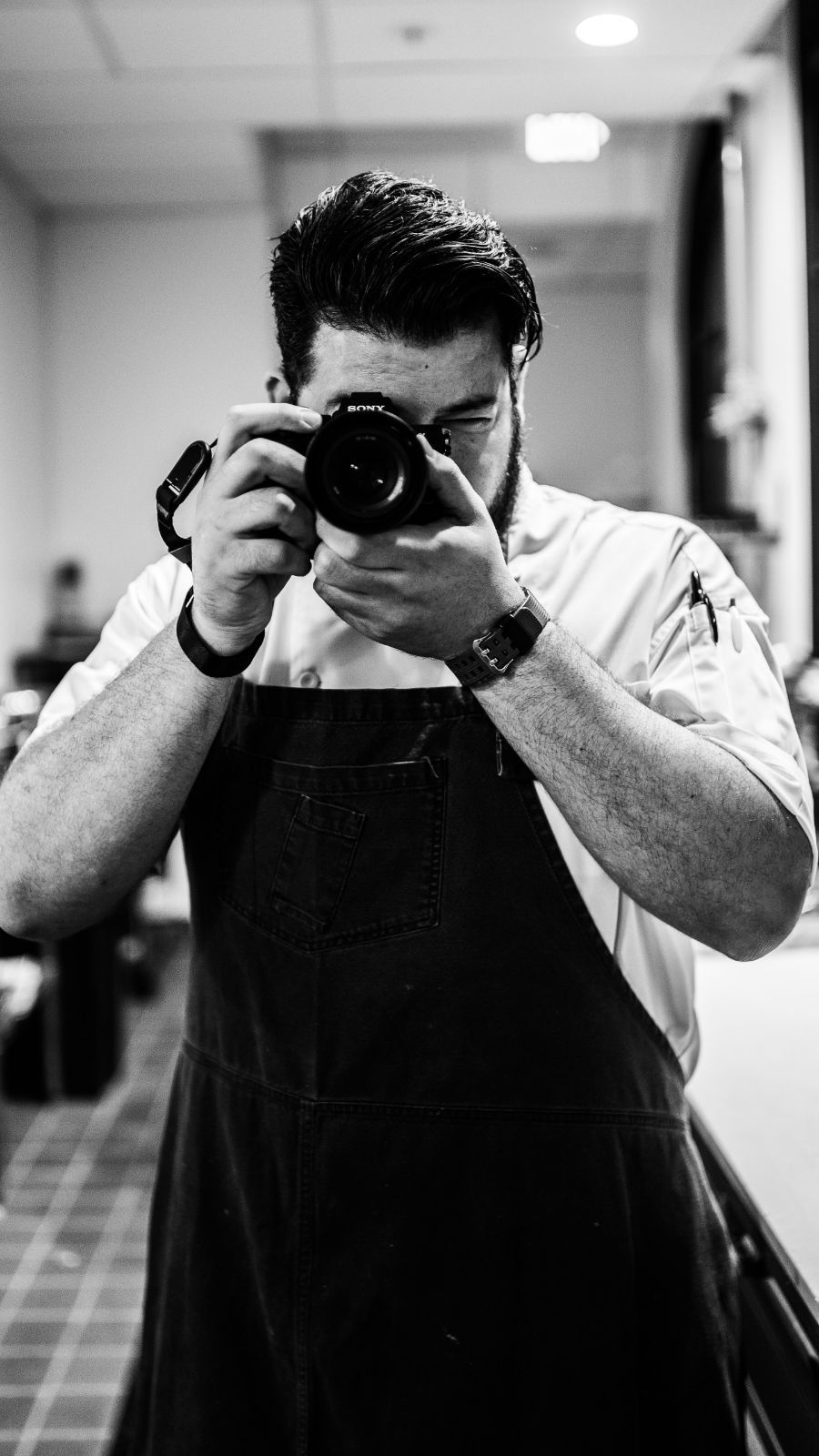 Photographer/Chef Robert Reyes of Lionfish San Diego