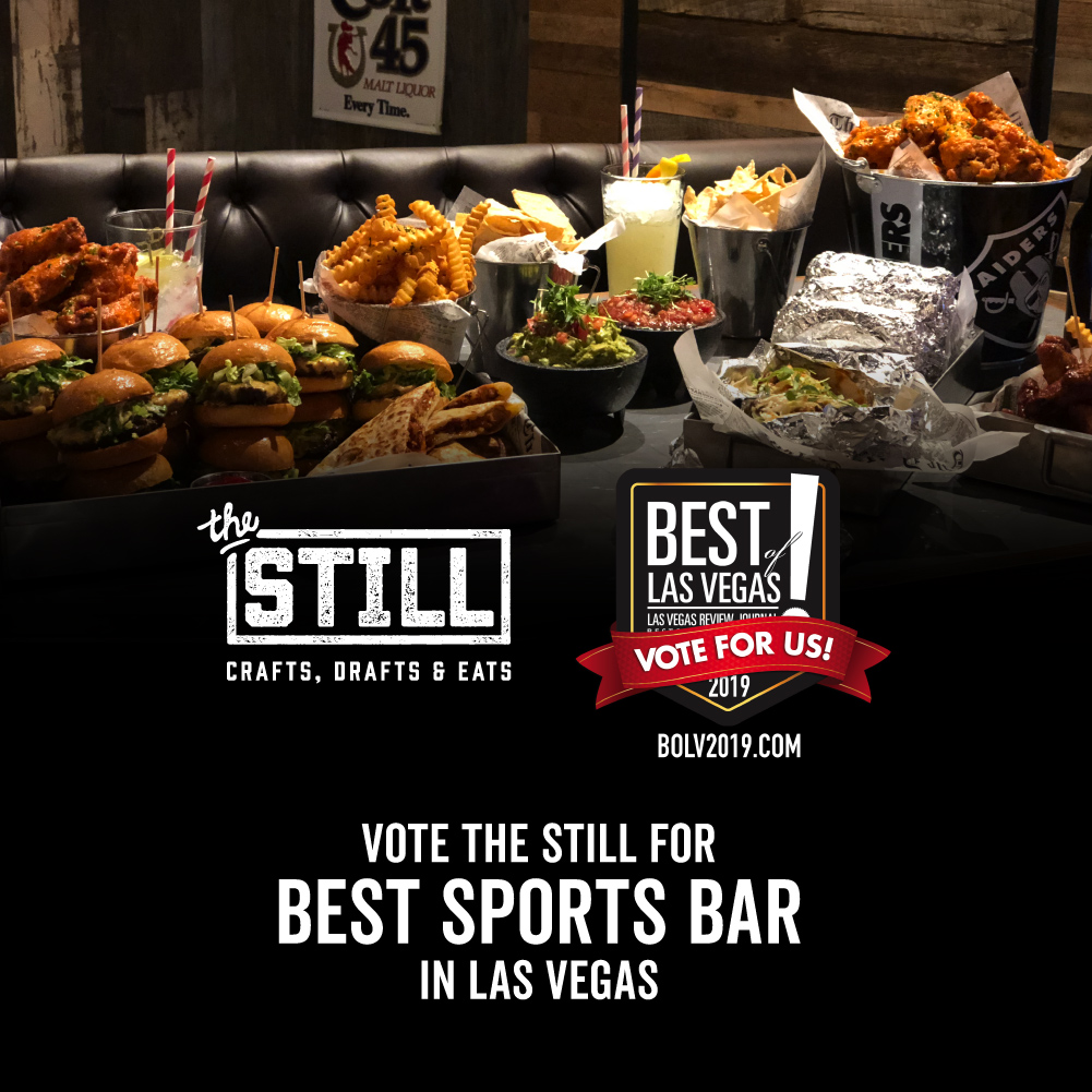 Best Sports Bar Las Vegas