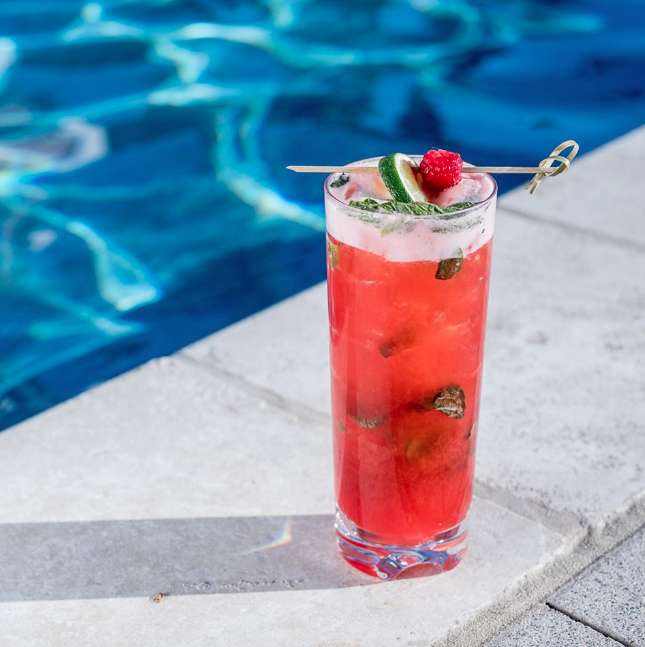 Enjoy Our Full Bar & Pool at Retreat San Diego!
