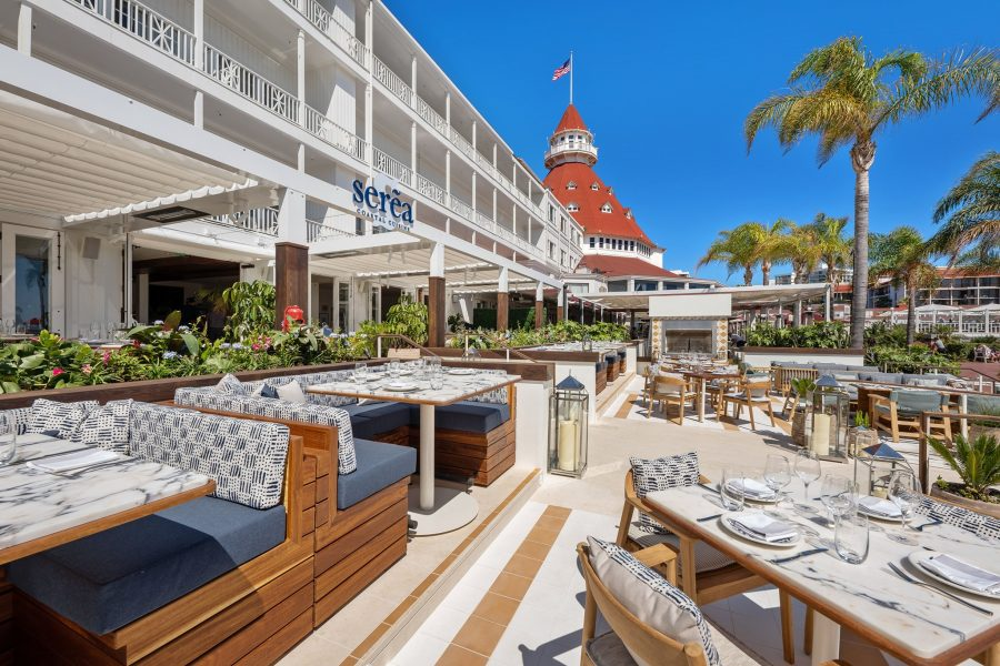 Serea: The Gem of the Hotel Del Coronado