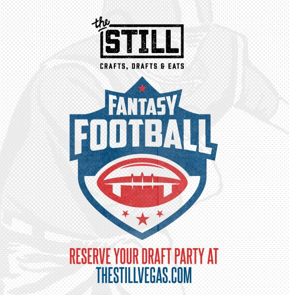 National Fantasy Draft Day is August 24 at The Still!