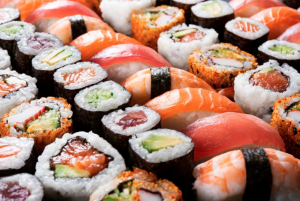 Elicit - Sushi -Best Pairing with Wine