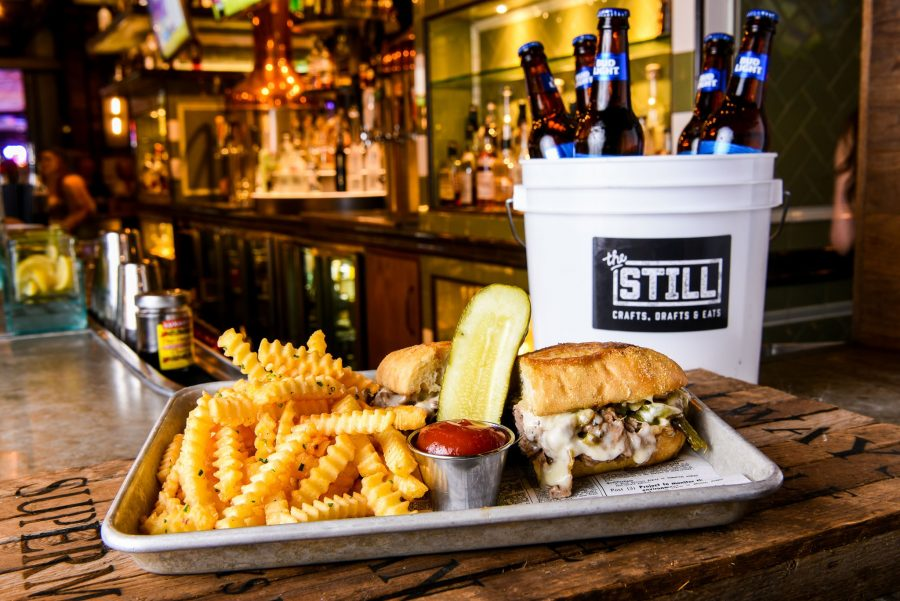 Watch Sports in Las Vegas at the Still