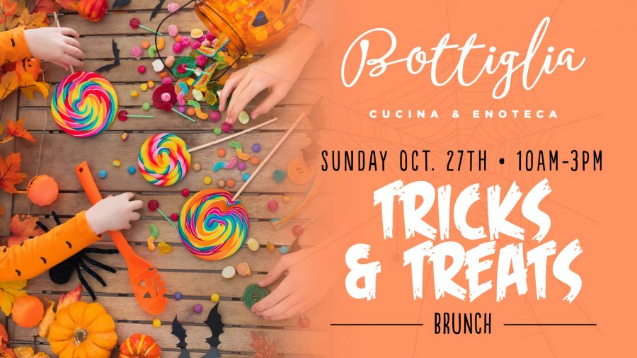 Halloween Kid's Brunch at Bottiglia