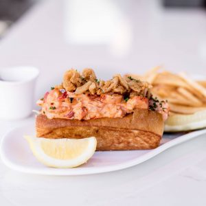 Retreat's Maine Lobster Roll