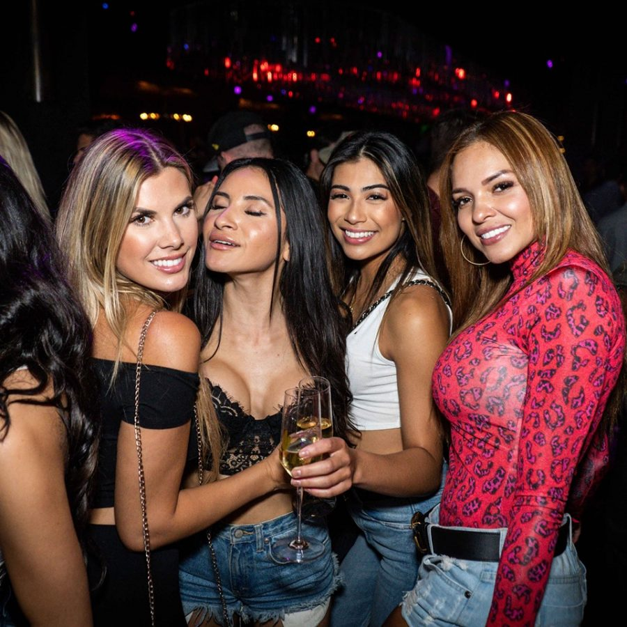 The Best Girls' Night in San Diego is at Oxford Social Club