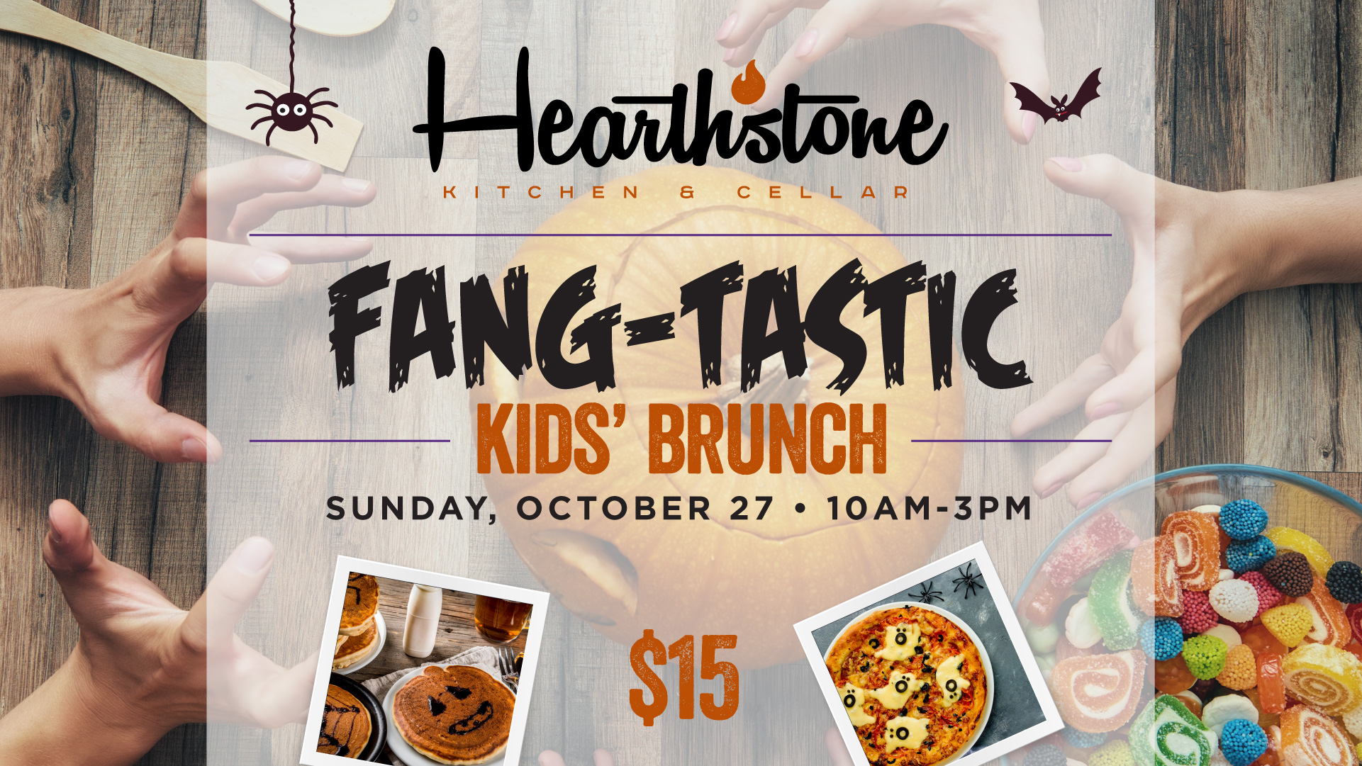 Bring The Family For Hearthstone S Fang Tastic Halloween Kid S