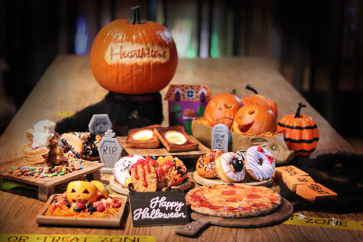 Hearthstone halloween kid's brunch