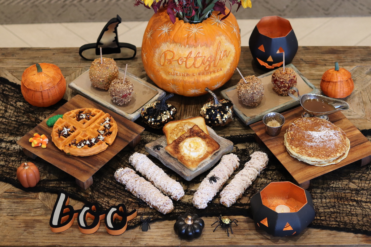bottiglia halloween kid's brunch in henderson nevada