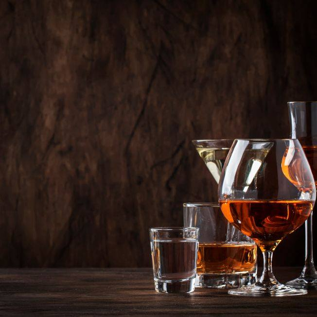 Different types of bourbon glasses - Bull & Bourbon