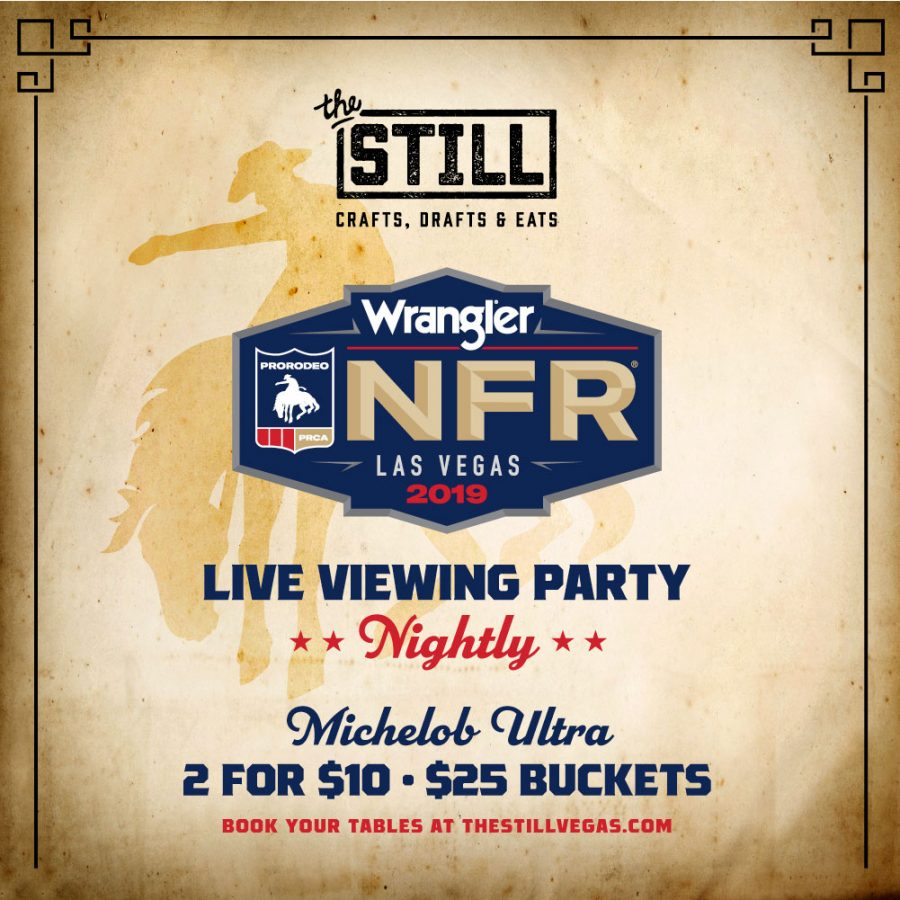 NFR Live Viewing Party – December 10th
