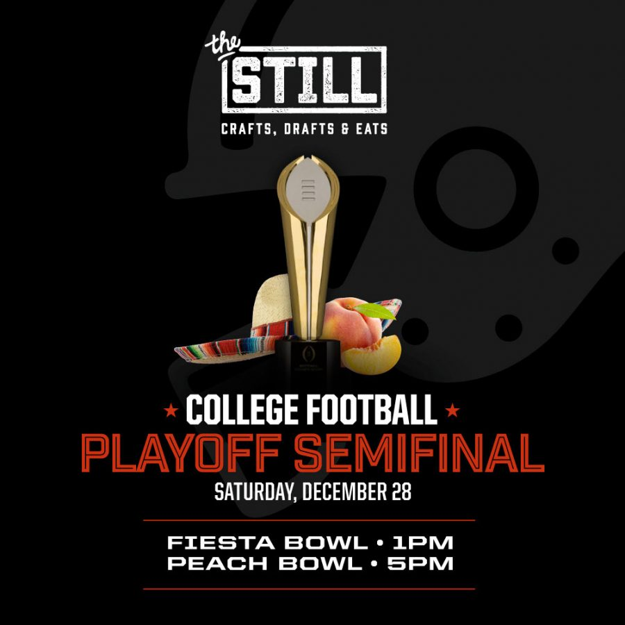 College Football Playoff Semi-Final – December 28th
