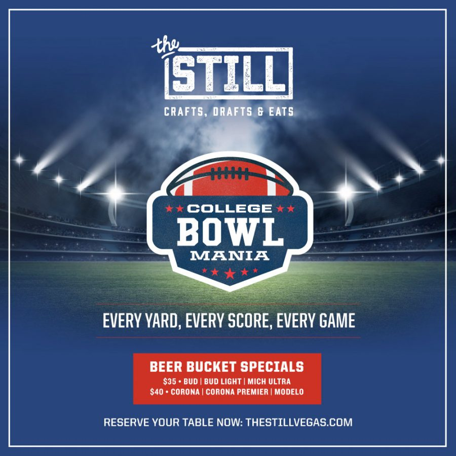 College Bowl Season – January 1st