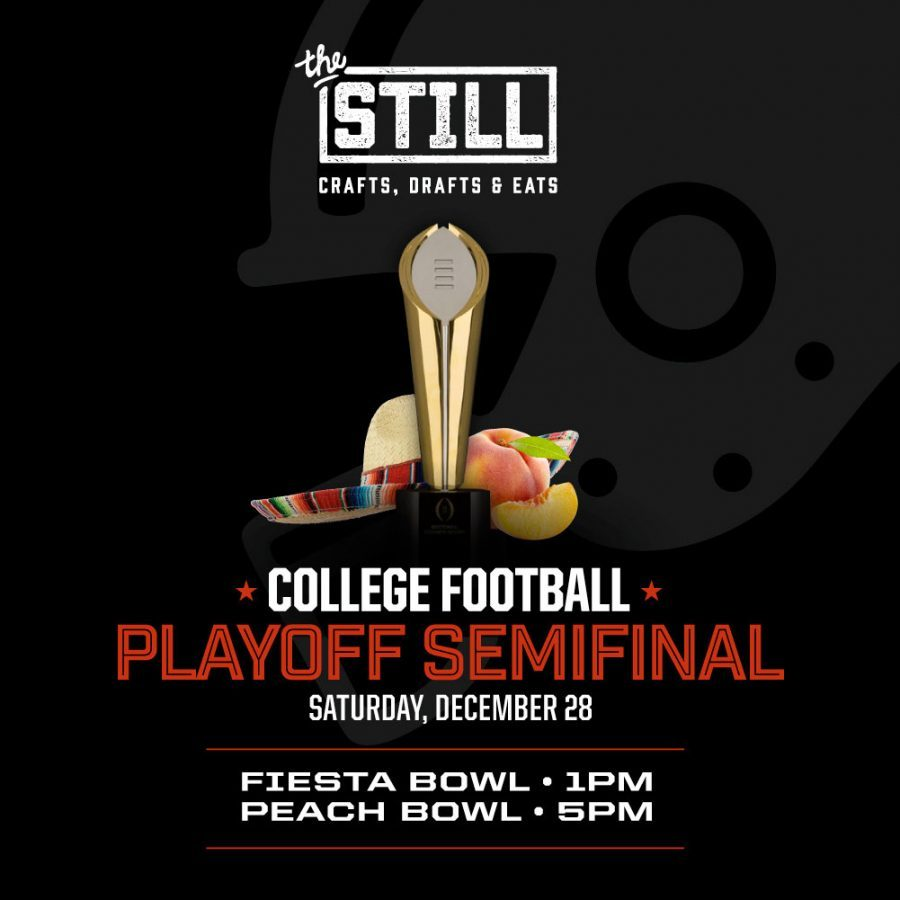 Catch College Bowl Mania at the Still in Las Vegas