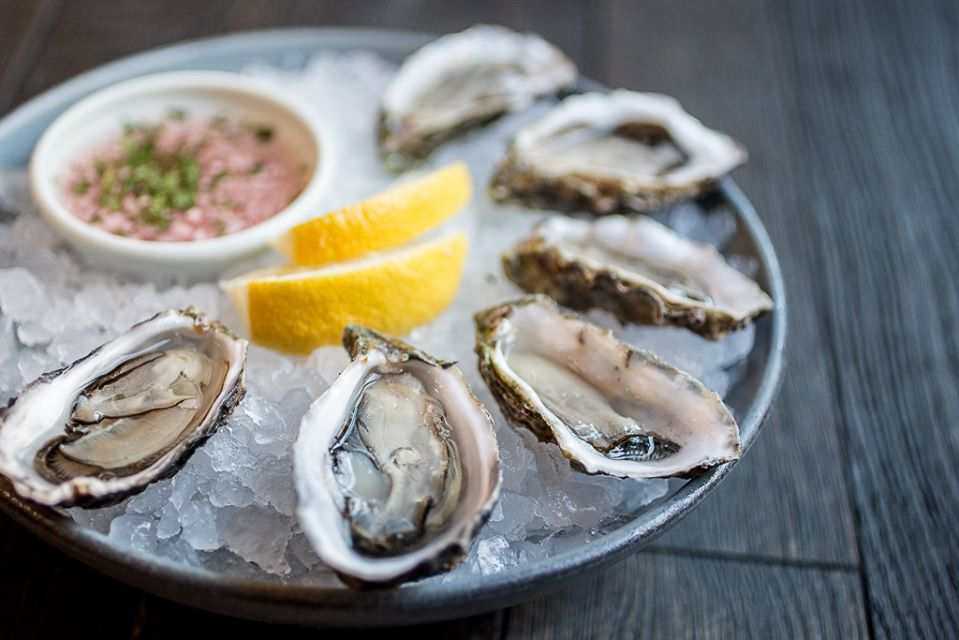 Lionfish Oysters