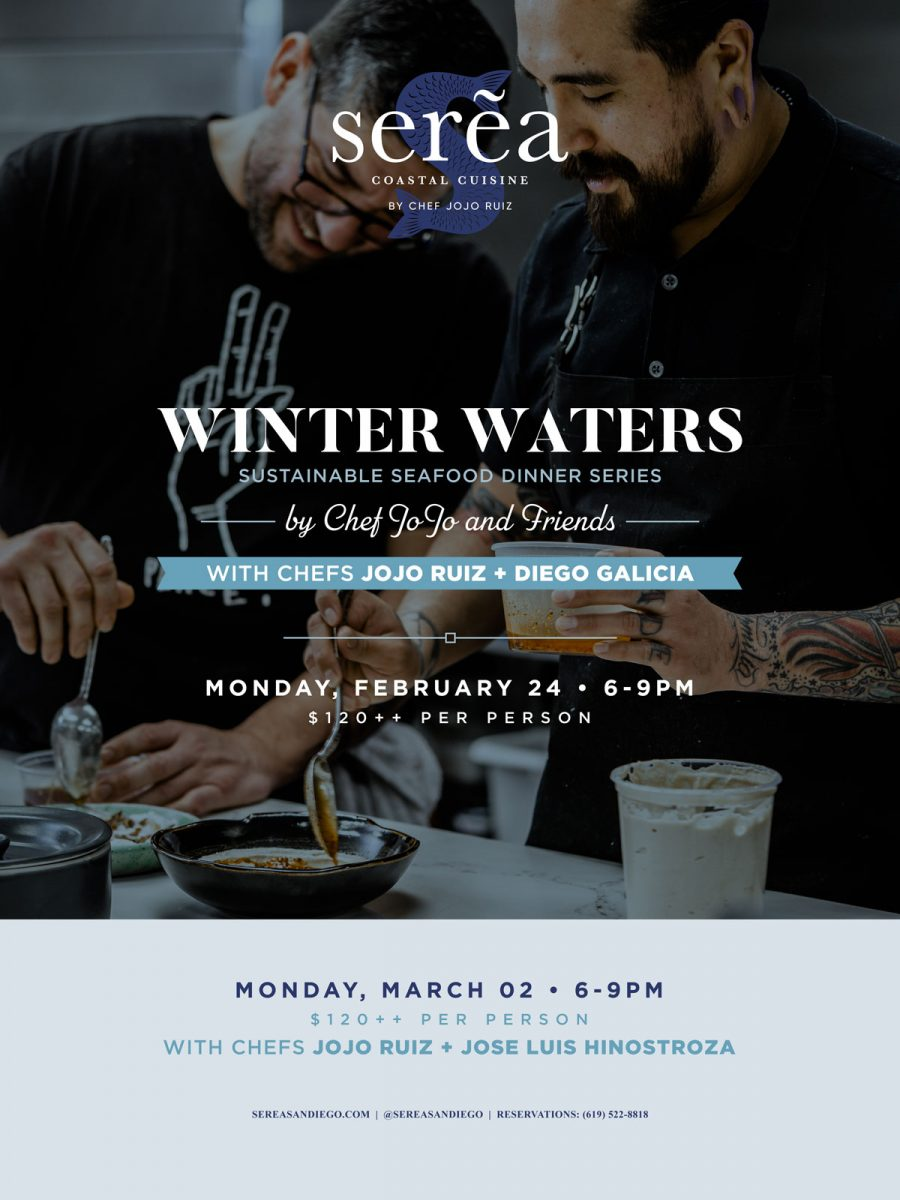Winter Waters Series at Serea