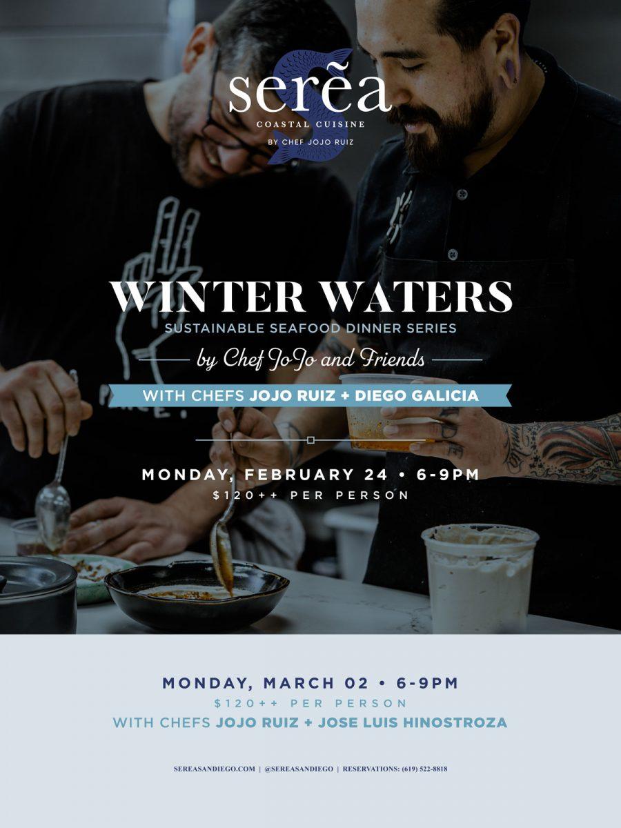 Winter Waters Series at Serea