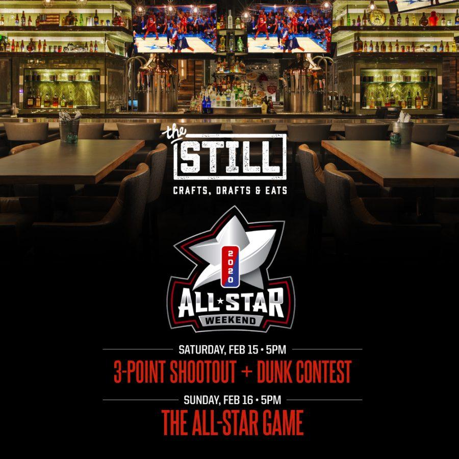All Star Weekend – February 15