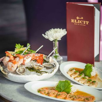 Join Elicit Bar & Lounge for Dinner and Drinks in El Cajon
