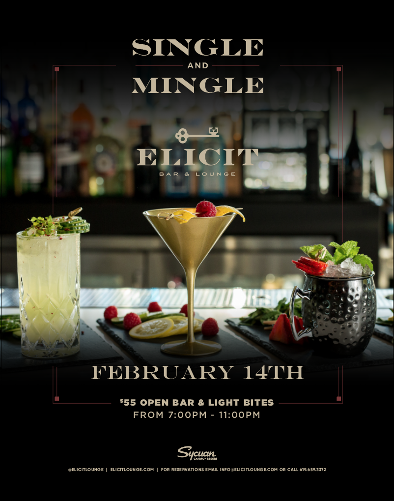 Valentine's Day at Elicit