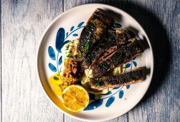 Spotlight on Serea's Wood Grilled Seafood Menu