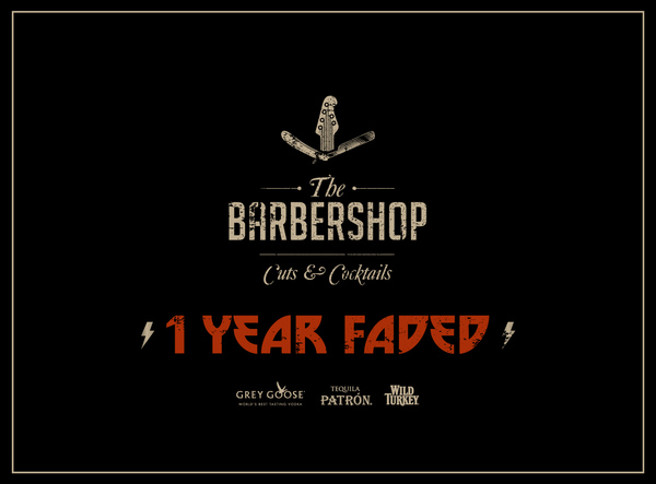 1 Year Faded Tour at The Barbershop!