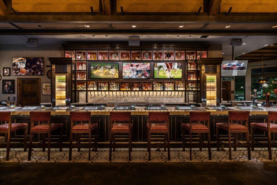 Las Vegas' Best New Sports Bar