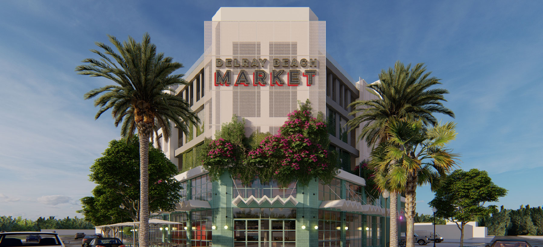 About Delray Beach Market