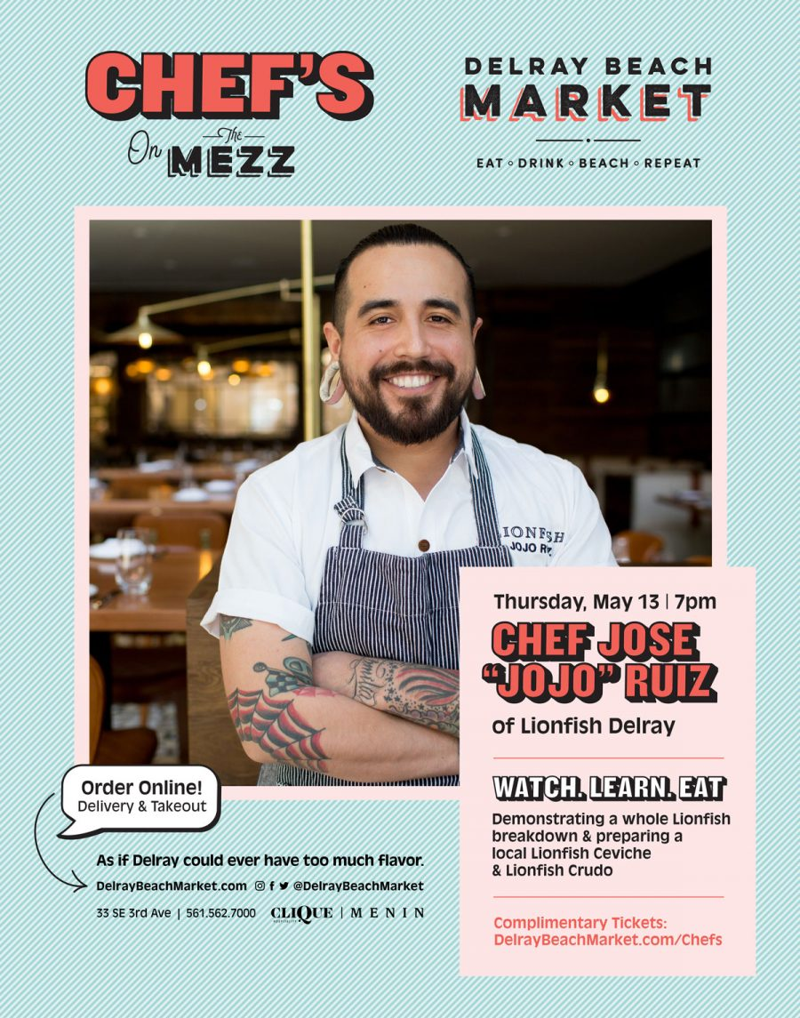 Chefs on the Mez