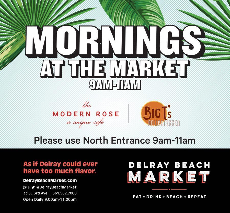 Mornings at the Market