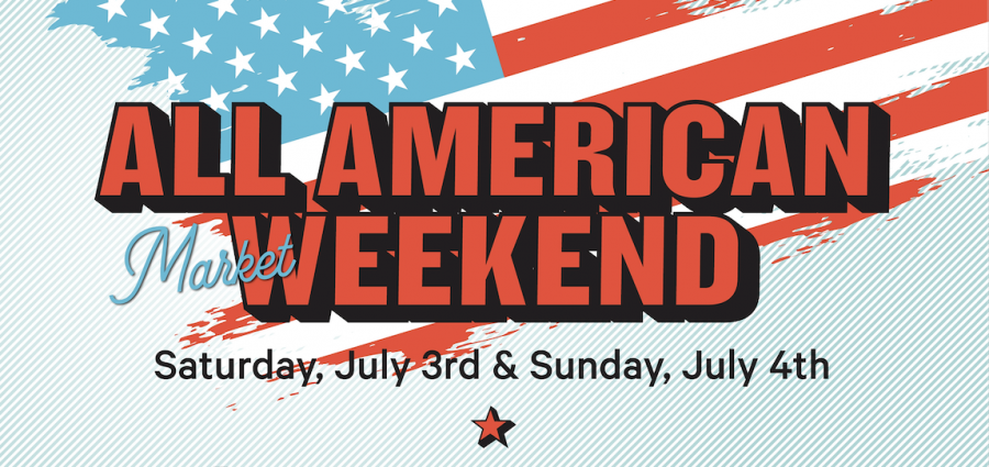 Celebrate the 4th of July at Delray Beach Market!